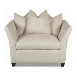 Klaussner Furniture – Fifi Chair - CDB28944C - Subtly Sophisticated Yet Dashingly Different