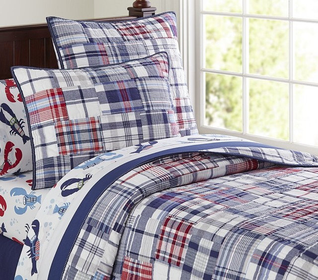 Traditional Bedding by Pottery Barn Kids