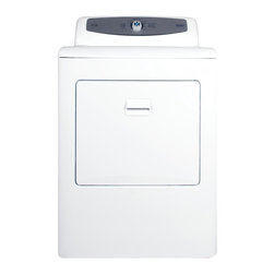 Unknown - Haier RDE350AW Electric Dryer - Haier RDE350AW Electric Dryer