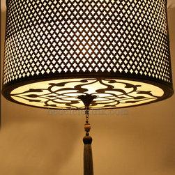 Turkish Style Ottoman Lampshade Lighting - *Code:  HD-04159_14