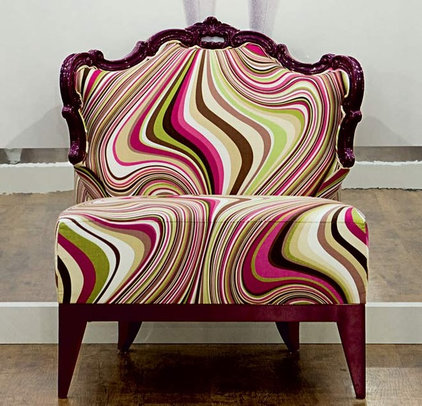 Eclectic Accent Chairs by Imagine Living