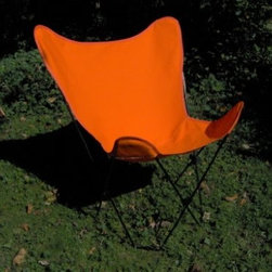 Algoma Net Company, Div. of Gleason Co - Replacement Cover for Butterfly Chair - Did you change your color scheme? No problem, buy a different color replacement cover, and continue to enjoy your butterfly chair in your new surroundings.