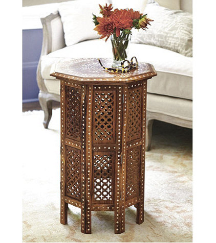 Mediterranean Side Tables And End Tables Marrakesh Side Table