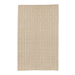 """Surya - Surya Jute Woven Hand Woven Natural Square Rug, 18"""" x 18"""" - Surya's Jute Woven Collection was tailored to fit the decor of any room.  The multiple weavings and textures create fashionable, yet casual looks.  Hand woven in India of natural fibers, these rugs will complement any space.  Imported.Material: 100% JuteCare Instructions: Blot Stains"""