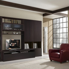 Modern Media Storage by FurnitureNYC