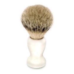 Gold-dachs - Gold-Dachs Best Badger Shaving Brush - The Gold-Dachs Hourglass Best Badger shaving brush is both elegant and functional to ensure a flawless shave. This handsome quality shaving brush makes a great gift for that special guy in your life.