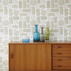 Eclectic Wallpaper by roddy&ginger