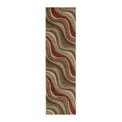 Nourison - Nourison Somerset Multi Color Area Rug - This resplendent group of exquisite rugs has something for everyone. It features traditional transitional and contemporary designs in a variety of color combinations. This versatile collection is ideal for a range of interiors and infuses a dynamic element into any setting that is sure to inspire conversation.