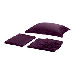 VILA Sheet set - Sheet set, purple