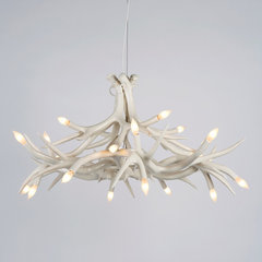 modern chandeliers by Switch Modern