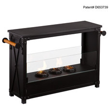 Contemporary Tabletop Fireplaces by Shop Chimney