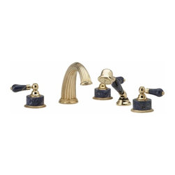 Phylrich K2272P1 Regent Roman Tub Faucet Trim Only (Rough Valve Required) with H -