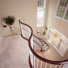 Contemporary Staircase by Arcways, Inc.