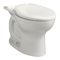 """American Standard - American Standard 3517.C101.020 Right Height Elongated Bowl,  White - American Standard 3517.C101.020 Right Height Elongated Bowl,  White. This elongated bowl features a Right Height of 16-1/2"""", and comes with 2 bolt caps."""
