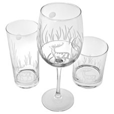 Traditional Cups And Glassware by Classic Hostess