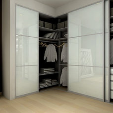 Contemporary Closet by Azul & Company