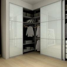 Contemporary Closet by Azul & Company