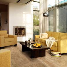 Modern Hardwood Flooring by Burroughs Hardwoods Inc.
