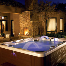 Contemporary Swimming Pools And Spas by Caldera Spas