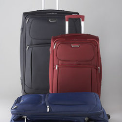 """Biaggi - Biaggi Volo Collapsable 30""""T Upright Trolley - Fashion, function, and foldability—style meets convenience for luggage that makes traveling a pleasure. Perfect for cruise cabins, hotel rooms, and space-restricted lifestyles, Biaggi offers expandable four-wheel trolleys that fold easily for neat...."""