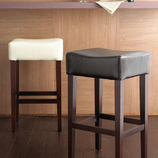Modern Bar Stools And Counter Stools by Horchow