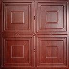 Jackson Cherry Wood Ceiling Tiles -