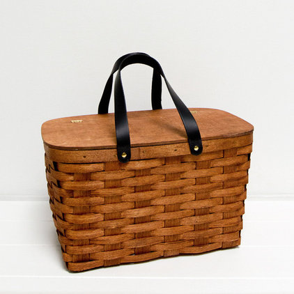 Traditional Picnic Baskets by A Sunny Afternoon