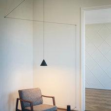 Contemporary Pendant Lighting by Soft Square I Calligaris