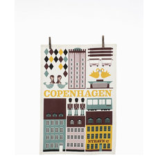 Modern Dish Towels by 2Modern