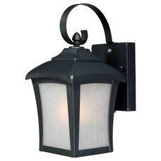 Traditional Outdoor Wall Lights And Sconces Boardwalk Oil Rubbed Bronze Outdoor Wall Sconce