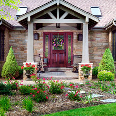 Traditional Exterior by Elevations