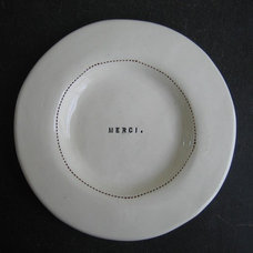 modern dinnerware by Etsy