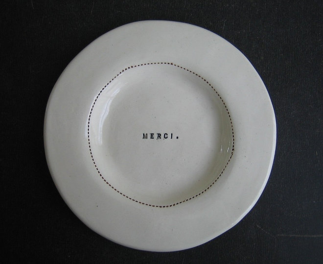 Modern Plates by Etsy