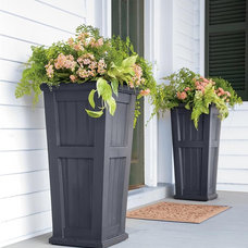 Traditional Outdoor Planters by Plow & Hearth