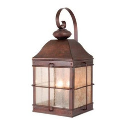 Vaxcel Lighting - Vaxcel Lighting OW39593 Revere 3 Light Outdoor Wall Sconce - Features: