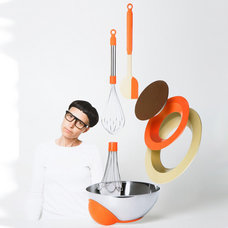 Modern Cooking Utensils by Switch Modern