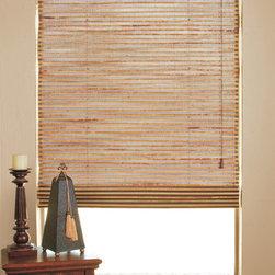 Bamboo Woven Wood Shades - BlindsChalet.com