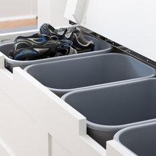 Modern Shoe Storage by Curran