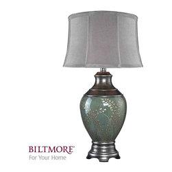 Dimond Lighting - Dimond Lighting D2056 Chippendale Hand Painted Table Lamp - Dimond Lighting D2056 Chippendale Hand Painted Classic/Traditional Table Lamp