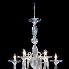 Modern Chandeliers by Topdomus by Elettromarket illuminazione