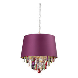 Sterling Industries - Sterling Industries 122-007 1 Light Down Lighting Pendant - Features: