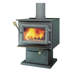 SBI-OSBURN/DROLET - Flame XTD 1.1 Small Steel Woodburning Stove - • High efficiency stoves