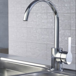 JollyHome Long Lasting Durable Silver Kitchen Faucet