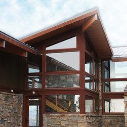 Quantum Windows & Doors   Beverly-Grant, Inc.   Rogers/Chenevert Architects - Beverly-Grant, Inc.   Rogers/Chenevert Architects