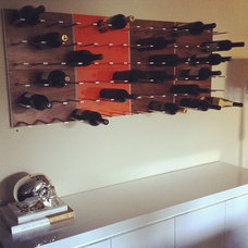 Contemporary Artwork by STACT Wine Displays Inc.