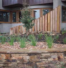 modern landscape by James Dawson Landscape Design