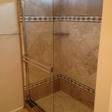 Modern Showers by SlideRight
