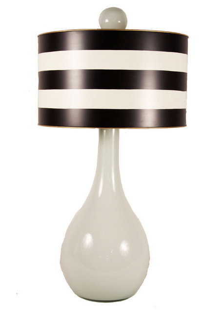 Modern Table Lamps by Stray Dog Designs