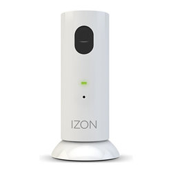 izon - iZon 2.0 - A camera that keeps you in touch with what matters most.  Rest easy while away knowing that you can check in with family and home and see that everything is just the way you left it.