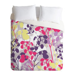 DENY Designs - Rachael Taylor Textured Honesty Duvet Cover - Turn your basic, boring down comforter into the super stylish focal point of your bedroom. Our Luxe Duvet is made from a heavy-weight luxurious woven polyester with a 50% cotton/50% polyester cream bottom. It also includes a hidden zipper with interior corner ties to secure your comforter. it's comfy, fade-resistant, and custom printed for each and every customer.